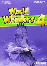 WORLD WONDERS 4 WORKBOOK WITHOUT KEY + AUDIO CD