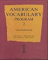 AMERICAN VOCABULARY PROGRAM 2