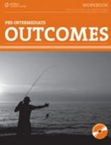 OUTCOMES PRE-INTERMEDIATE WORKBOOK WITH KEY + CD