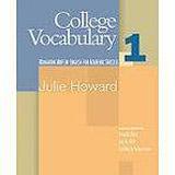 COLLEGE VOCABULARY 1 BOOK