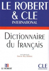 CLE DICTIONNAIRE DU FRANCAIS - REFERENCE APPRENTISSAGE