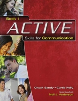 ACTIVE SKILLS FOR COMMUNICATION 1 BOOK + AUDIO CD