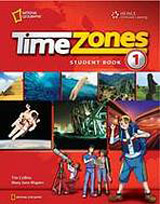 TIME ZONES 1 STUDENT´S BOOK + MULTIROM