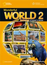 WONDERFUL WORLD 2 STUDENT´S BOOK + AUDIO CD