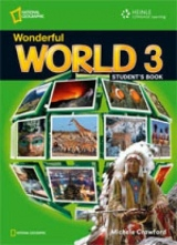 WONDERFUL WORLD 3 STUDENT´S BOOK + AUDIO CD