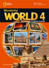 WONDERFUL WORLD 4 STUDENT´S BOOK + AUDIO CD