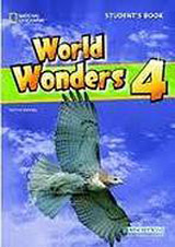 WORLD WONDERS 4 STUDENT´S BOOK WITH KEY
