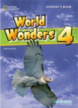 WORLD WONDERS 4 STUDENT´S BOOK WITHOUT KEY