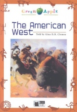 BLACK CAT - AMERICAN WEST + CD (G.A. level 1)