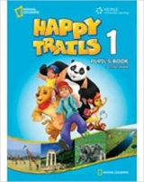 HAPPY TRAILS 1 PUPIL´S BOOK WITH KEY