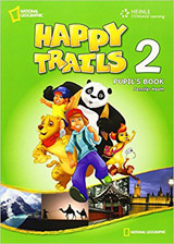 HAPPY TRAILS 2 PUPIL´S BOOK WITH AUDIO CD