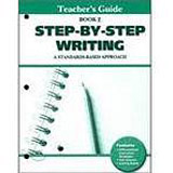STEP BY STEP WRITING 2 TEACHER´S GUIDE
