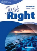 JUST RIGHT (2nd Edition) INTERMEDIATE STUDENT´S BOOK