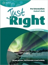 JUST RIGHT (2nd Edition) PRE-INTERMEDIATE STUDENT´S BOOK