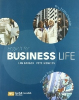 ENGLISH FOR BUSINESS LIFE PRE-INTERMEDIATE STUDENT´S BOOK