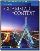 GRAMMAR IN CONTEXT 1 5E STUDENT´S BOOK International Student Edition