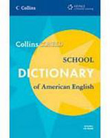 COLLINS COBUILD SCHOOL DICTIONARY AMERICAN ENGLISH + CD-ROM HB