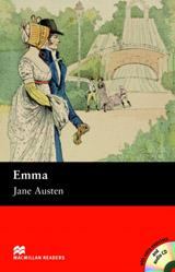 Macmillan Readers Intermediate Emma + CD