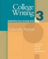 COLLEGE WRITING 3 BOOK