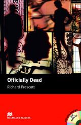 Macmillan Readers Upper-Intermediate Officially Dead + CD