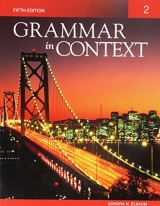 GRAMMAR IN CONTEXT 2 5E STUDENT´S BOOK