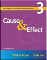 CAUSE & EFFECT 4E ISE