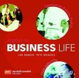 ENGLISH FOR BUSINESS LIFE INTERMEDIATE AUDIO CD (2)