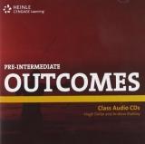 OUTCOMES PRE-INTERMEDIATE CLASS AUDIO CD