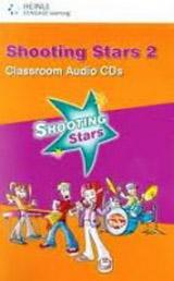 SHOOTING STARS 2 CLASS AUDIO CDS