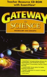 GATEWAY TO SCIENCE EXAMVIEW CD-ROM