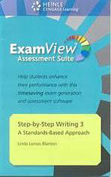 STEP BY STEP WRITING 3 EXAMVIEW CD-ROM