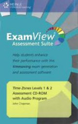 TIME ZONES 1 – 2 EXAMVIEW CD-ROM
