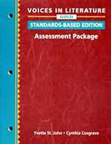 VOICES IN LITERATURE GOLD ASSESSMENT PACK STANDARDS BASED ED