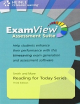 READING FOR TODAY 1-5 3E EXAMVIEW CD-ROM