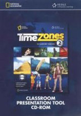 TIME ZONES 2 CLASSROOM PRESENTATION CD-ROM