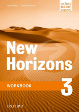 New Horizons 3 Workbook