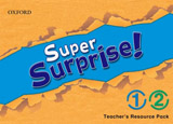 Super Surprise 1-2 Teacher´s Resource Pack