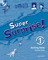 Super Surprise 1 Activity Book with Multi-ROM