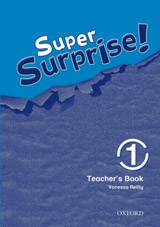 Super Surprise 1 Teacher´s Book
