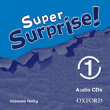Super Surprise 1 Class Audio CD