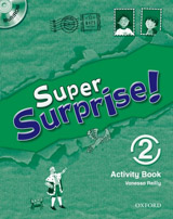 Super Surprise 2 Activity Book with Multi-ROM