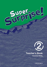 Super Surprise 2 Teacher´s Book