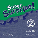 Super Surprise 2 Class Audio CD