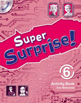 Super Surprise 3 Activity Book with Multi-ROM