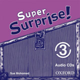 Super Surprise 3 Class Audio CD