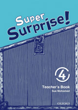Super Surprise 4 Teacher´s Book