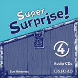 Super Surprise 4 Class Audio CD