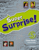 Super Surprise 5 Course Book