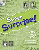 Super Surprise 5 Activity Book with Multi-ROM
