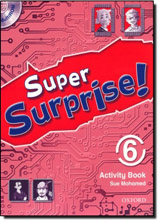 Super Surprise 6 Activity Book with Multi-ROM